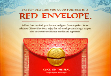 TAI PEI Red Envelope