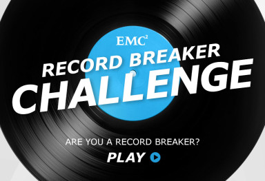 EMC Record Breaker