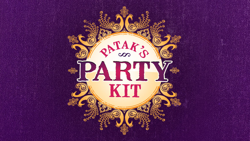 Patak's Party Kit